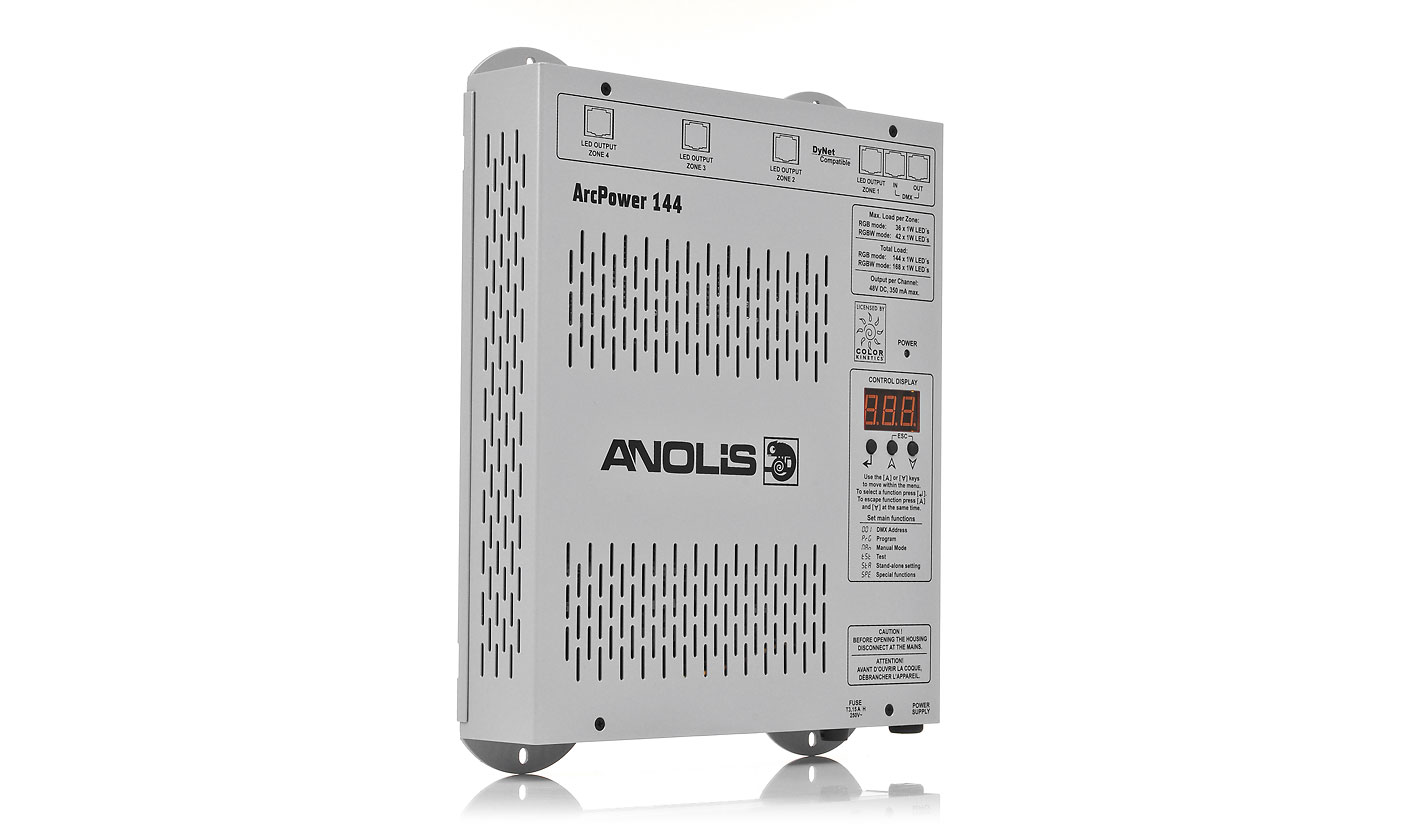 ArcPower™ 144